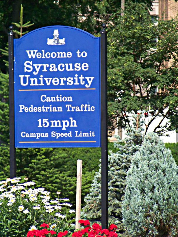 Welcome to Syracuse