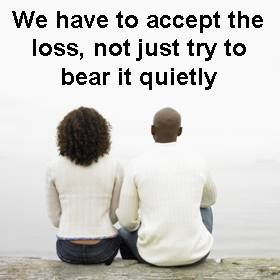accept loss