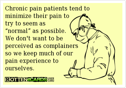 chronic pain patients