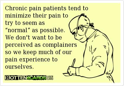 chronic pain patients