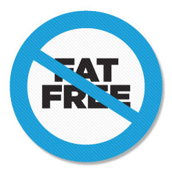 dont eat fat free