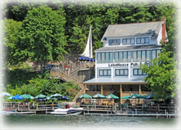 lake house pub and grille