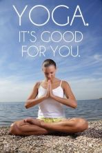 yoga is good for you