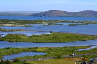 thingvellir lake